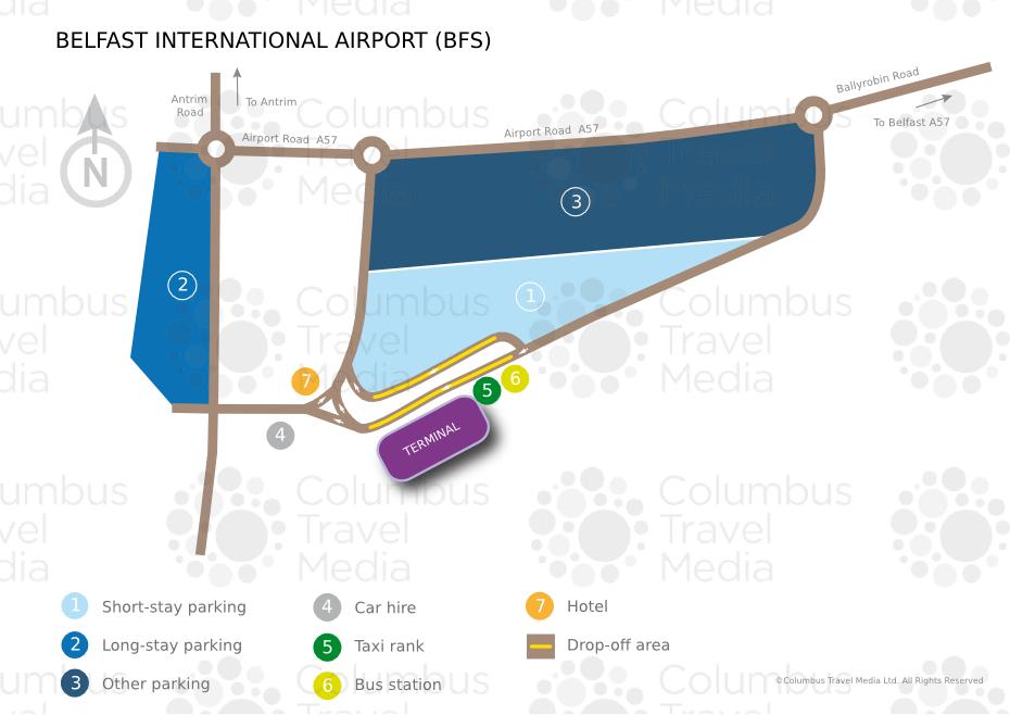 Belfast International Airport World Travel Guide
