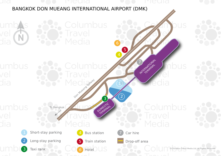 The 10 Best Hotels near Suvarnabhumi Airport (BKK