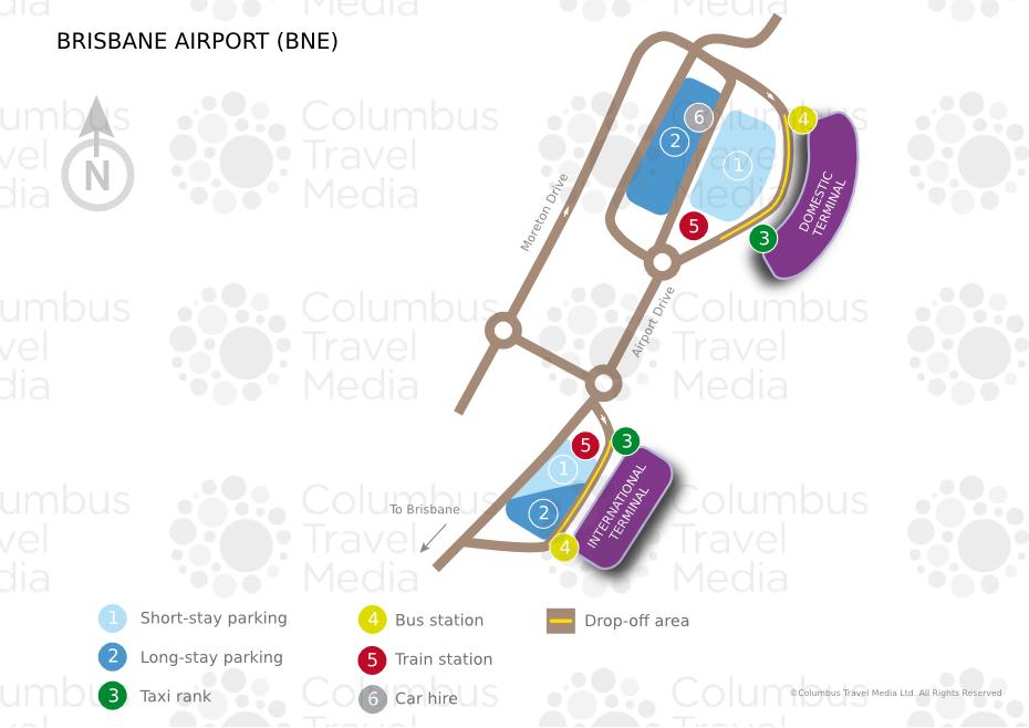 Brisbane Airport World Travel Guide