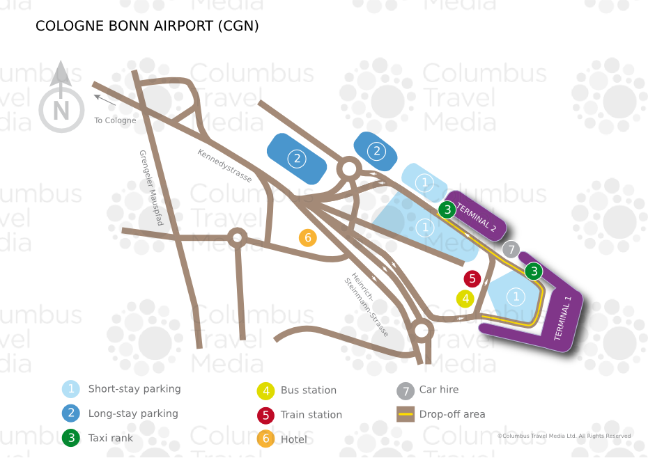 cologne bonn airport world travel guide. Black Bedroom Furniture Sets. Home Design Ideas