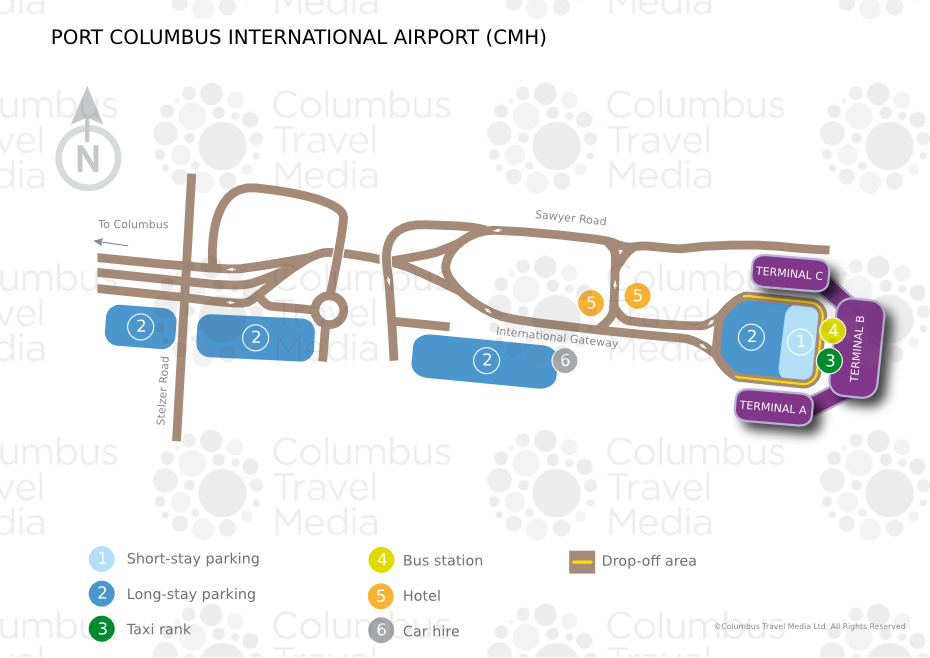 Good About Port Columbus International Airport (CMH)