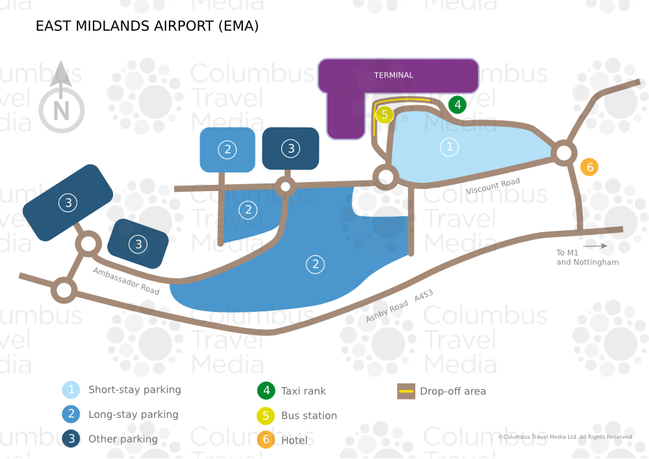 East Midlands Airport World Travel Guide