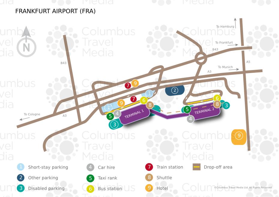 Frankfurt Airport World Travel Guide