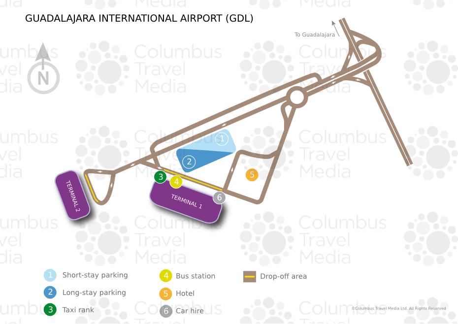 Guadalajara International Airport Hotels