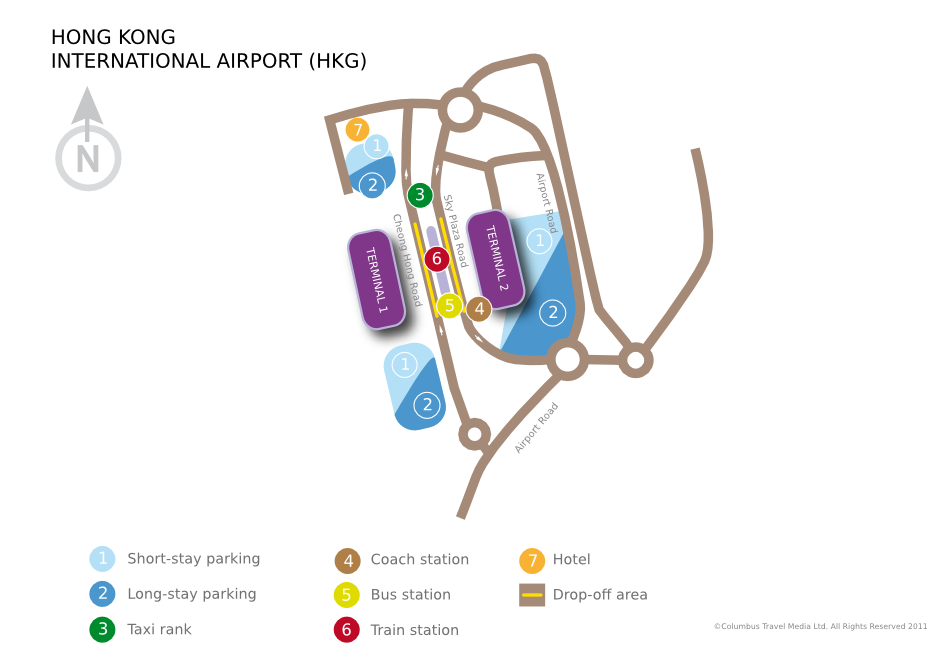 Hong Kong International Airport   World Travel Guide