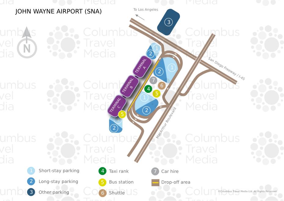John Wayne Airport World Travel Guide