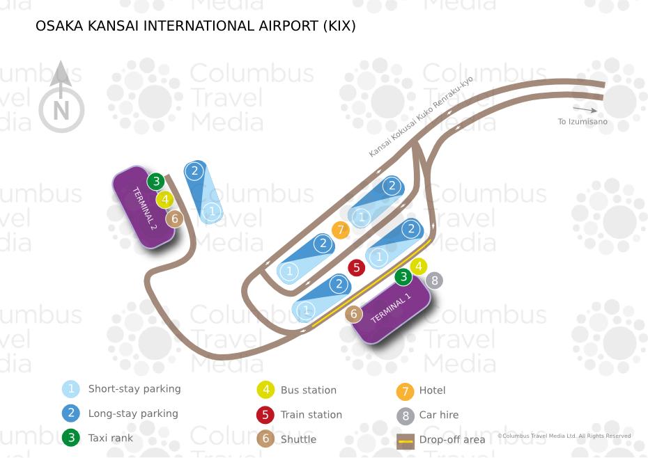 Osaka Kansai International Airport   World Travel Guide