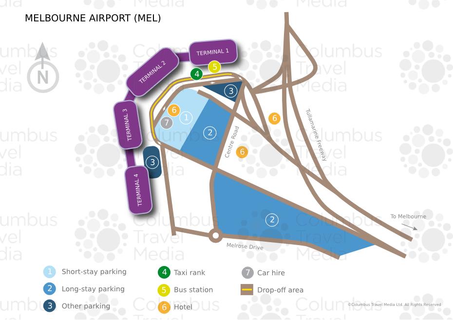 Hotels Close To Tullamarine Airport