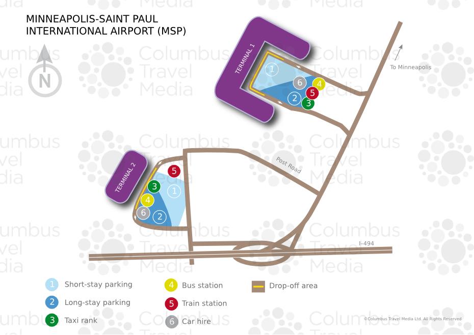 MinneapolisSt Paul International Airport World Travel Guide