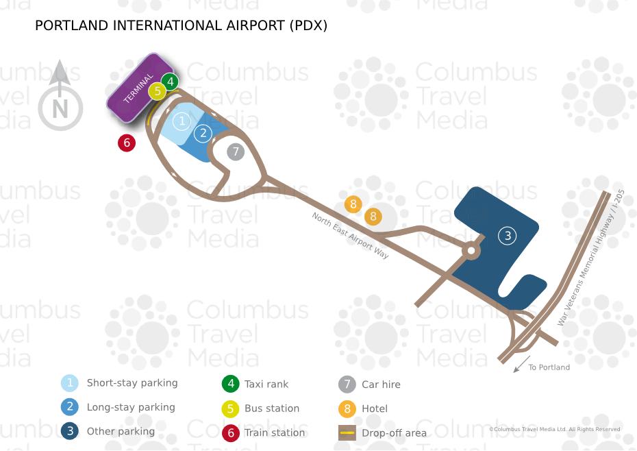 Portland International Airport World Travel Guide