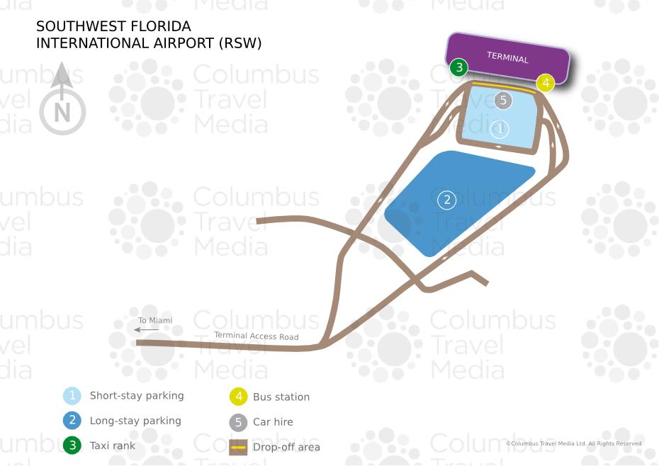 Southwest Florida International Airport World Travel Guide