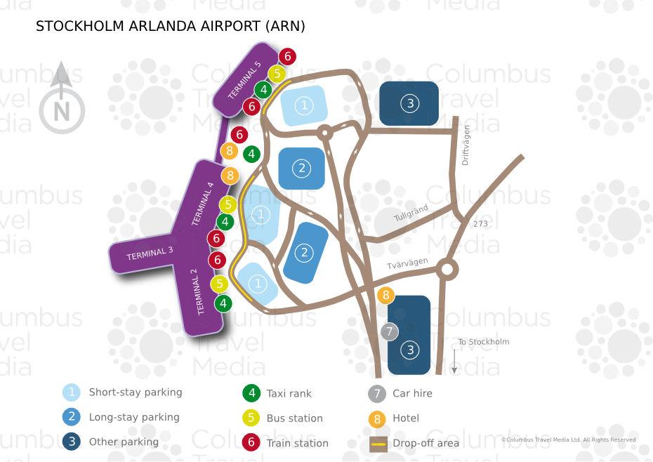 Stockholm Arlanda Airport | World Travel Guide