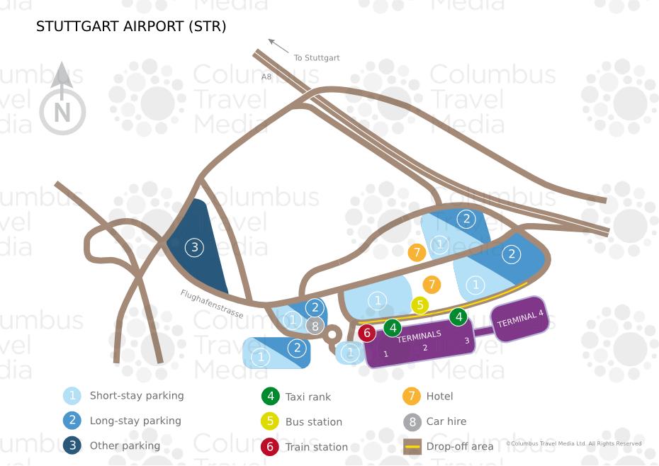 Stuttgart Airport World Travel Guide