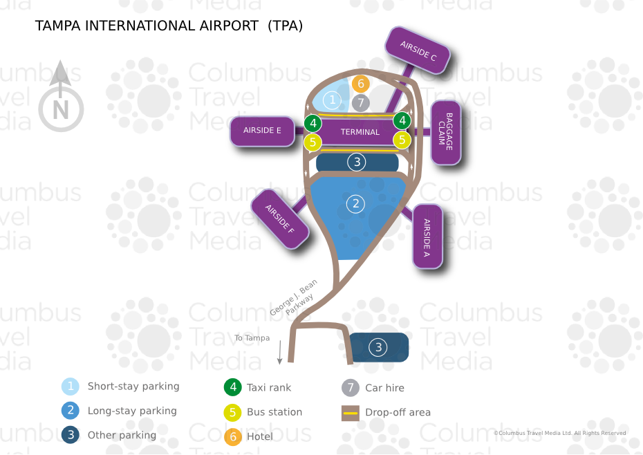 Rental Car Agencies At Tampa International Airport