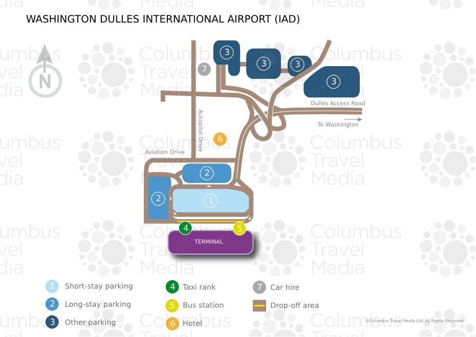 Washington Dulles International Airport | World Travel Guide on