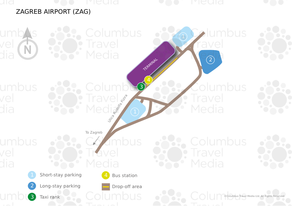 Zagreb Airport Travel Guide