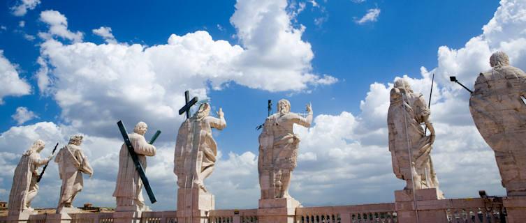 Statues,