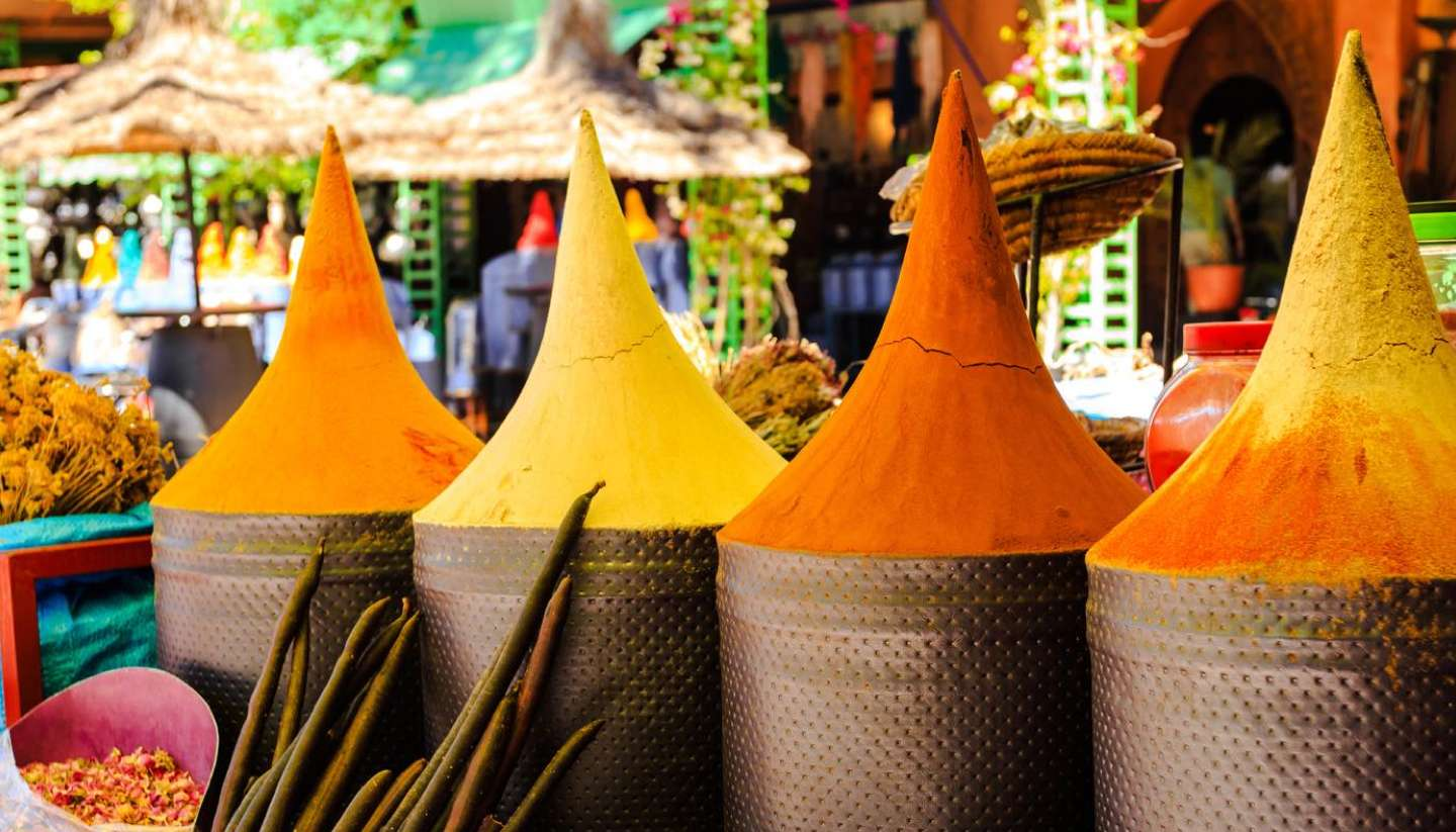 City Highlight: Marrakech - seven days in marrakech