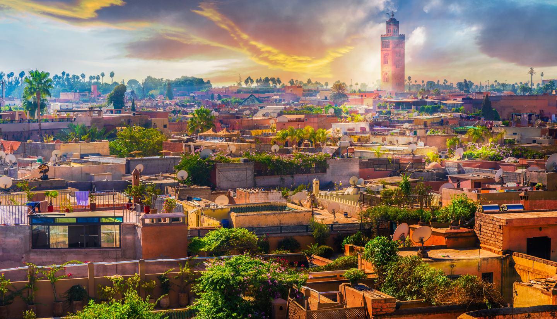 Seven days in Marrakech - Marrakech, Morocco