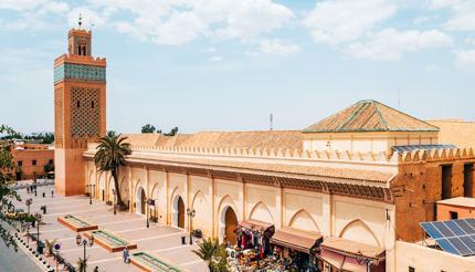 Medina of Marrakesh