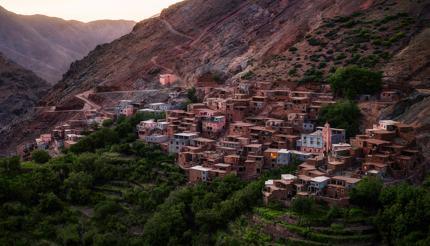 Imlil Atlas Mountains, Morocco