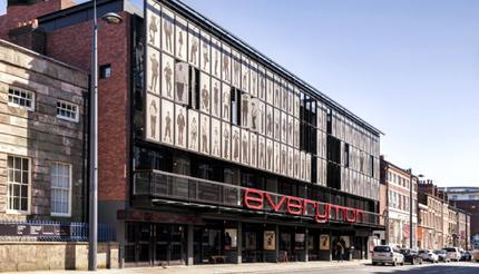 Everyman Theatre, Liverpool, England