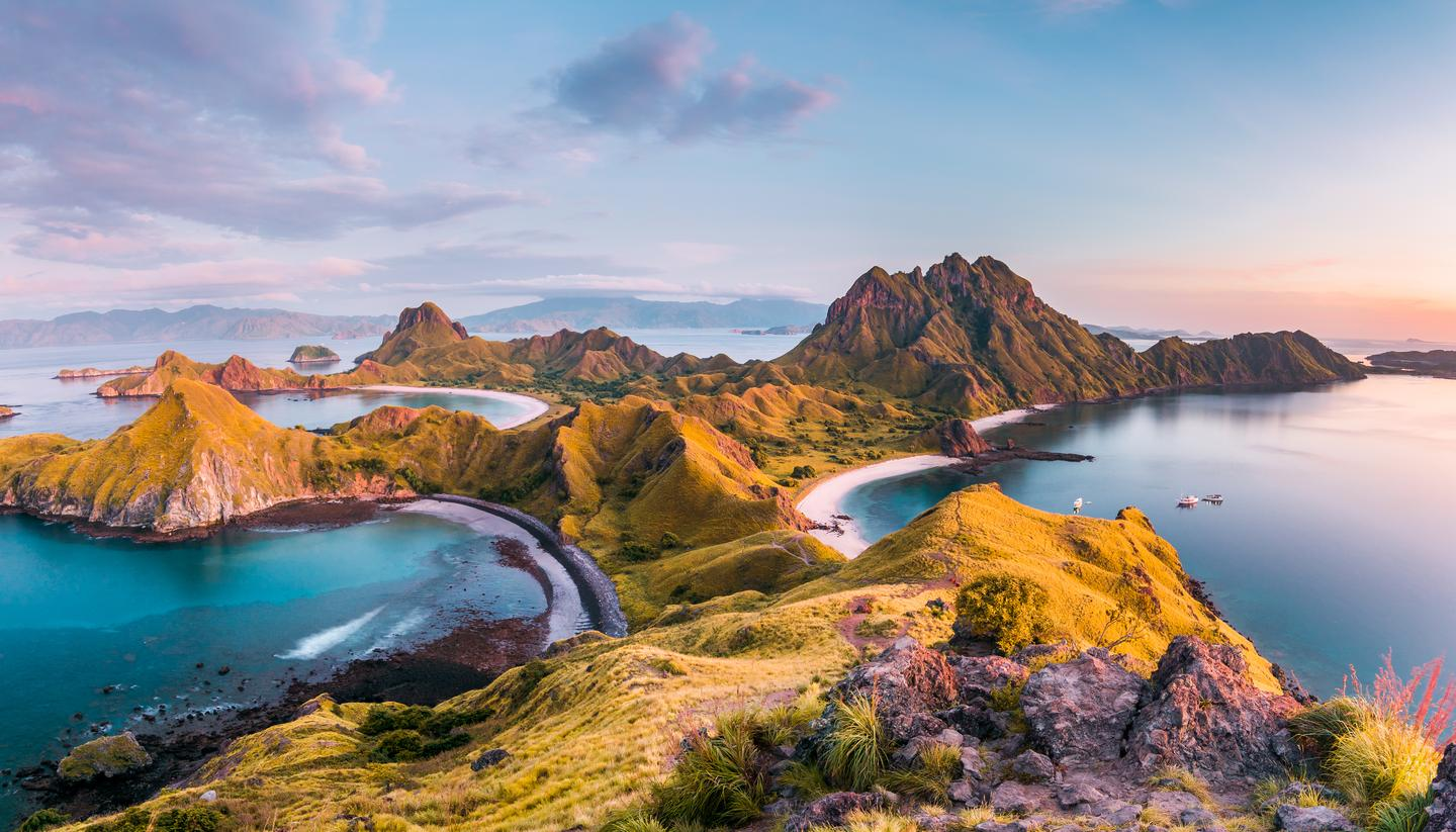 Indonesian island hopping: 10 of the best islands - Komodo National Park, Indonesia