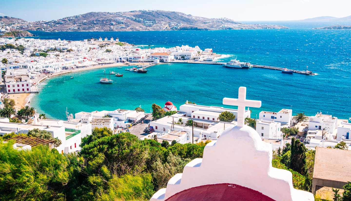 Which Greek islands are for you? - Mykonos, Greece