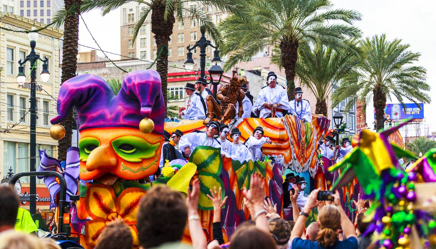 An essential guide to Mardi Gras in New Orleans, USA - New Orleans Mardi Gras