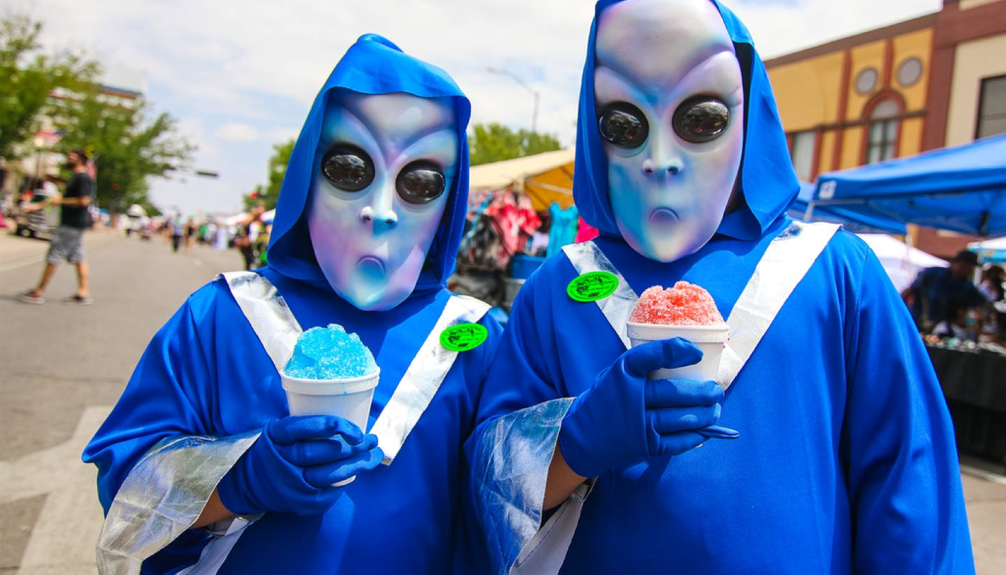 Top 5: Out-of-the-box summer festivals - Roswell UFO Festival, image by Juliana Halvorson