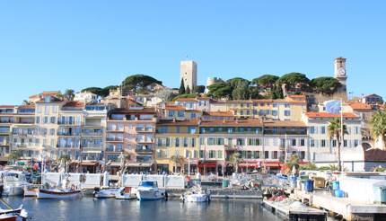 The Suquet, Cannes
