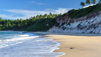 Pipa beach, Natal, Brazil
