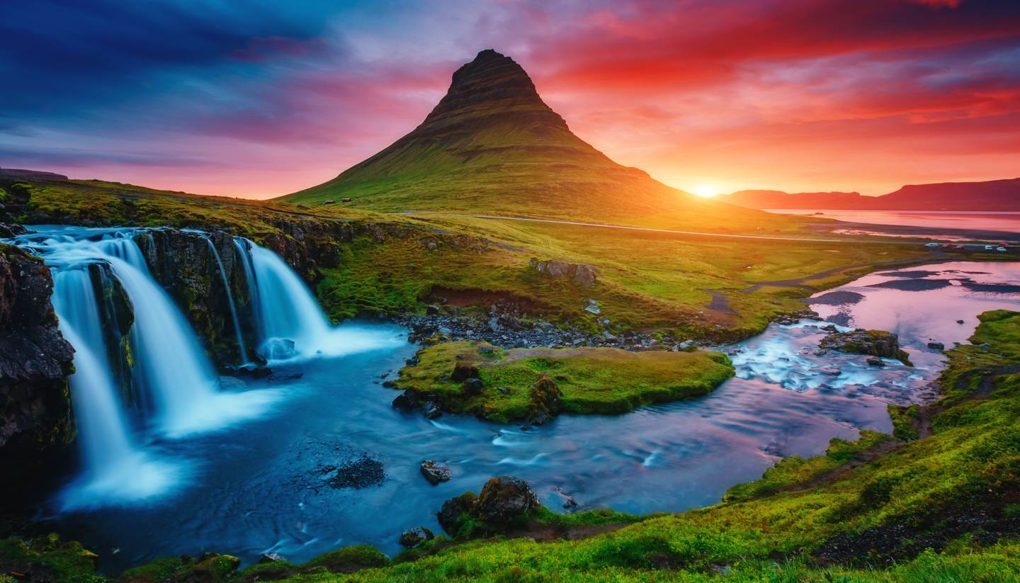 Iceland: Land of fire and ice - Iceland, Europe