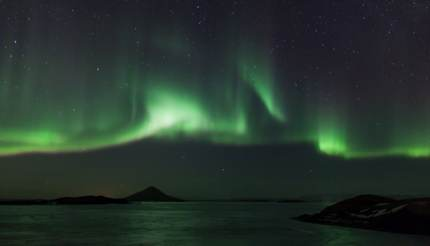 Myvatn Northern Lights, Iceland