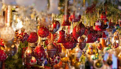 Zurich - Christmas decorations
