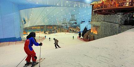Top 5 indoor ski slopes 01