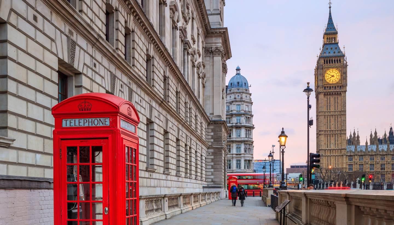 London's top 10 secret Shakespearean spots - London skyline with Big Ben in the background