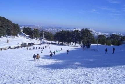 19 strangest places ski 06
