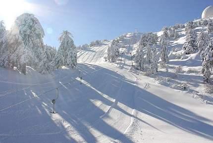19 strangest places ski 14