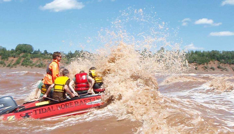Fighting the tide in Nova Scotia - fighting tide nova scotia