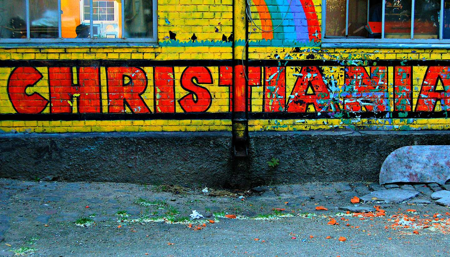 Christiania: Is this the end of Denmark's free town? - christiana end denmark's free town