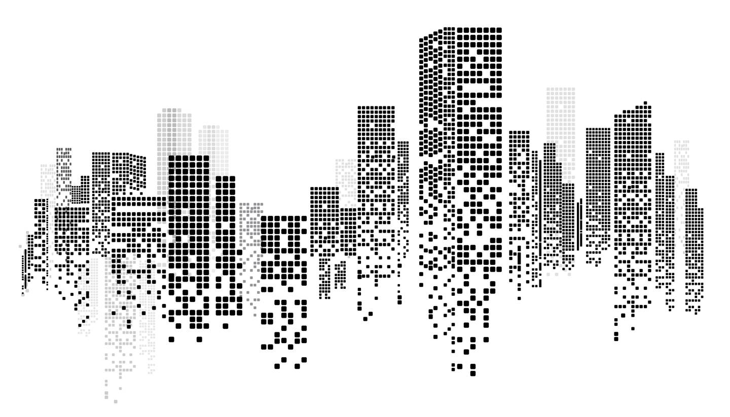 How to build a city in 10 simple steps - City illustration
