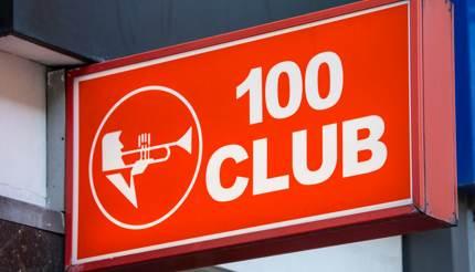 The 100 Club, Soho