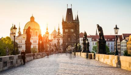 Chalres Bridge, Prague