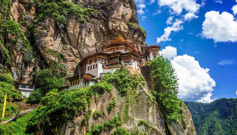 Bhutan - Taktshang Goemba, Bhutan
