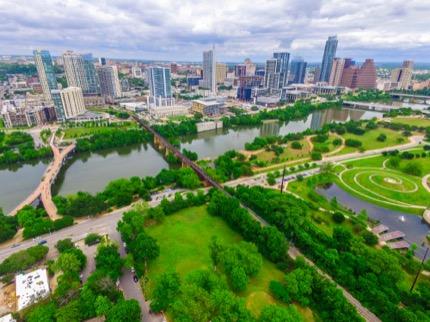 Bat City: Austin, Texas