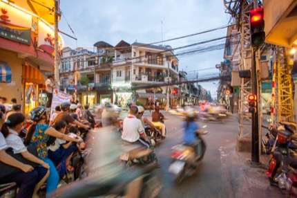 Vietnam HoChiMinh