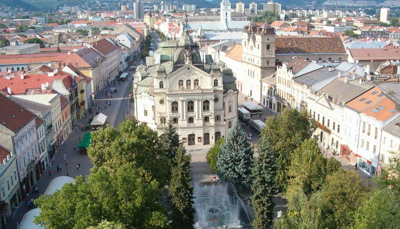 24 hours in: Košice - 24 hours in kosice
