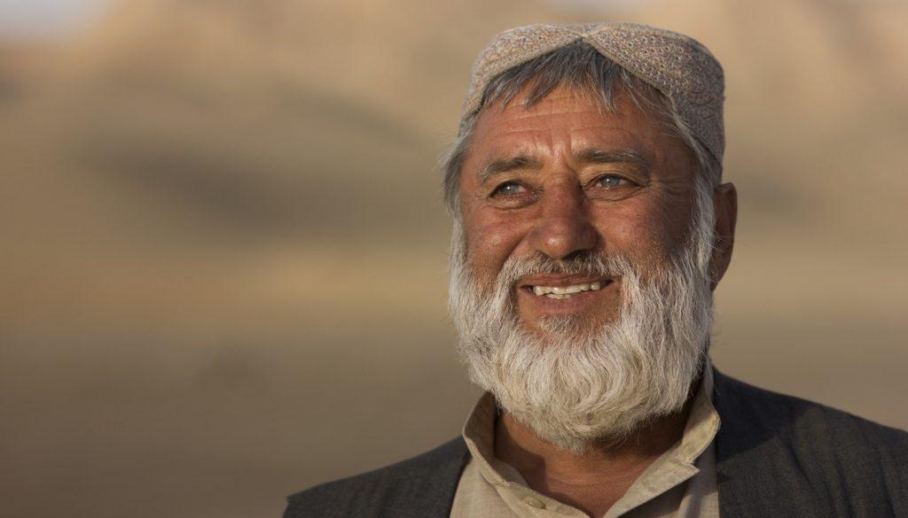 Afghanistan - Afghan Man.