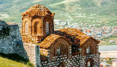St Theodores church, Berat, Albania
